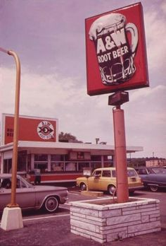 One of my fun memories with my grandma is going here and eating with her in the car!