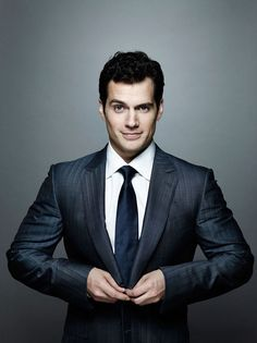 Henry Cavill for Event Magazine
