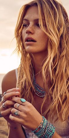 Say hey to your ultimate festival wardrobe. Live #inthemoment #BohoJewelry