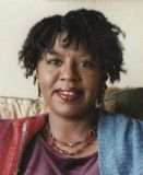 """April 2015 issue of the Notes from the Horn Book newsletter, featuring """"Five Questions for Nikki Grimes"""""""