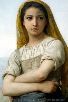 BOUGUEREAU William-Adolphe (1825–1905) -