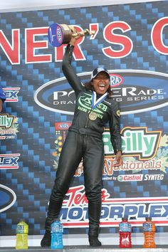 Introducing Peggy Llewellyn  Peggy Llewellyn is a National Hot Rod Association Pro Stock Motorcycle drag racer.