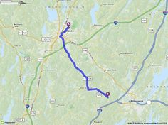Driving Directions from 29 Rita Ave, Lewiston, Maine 04240 to 472 Durham Rd, Brunswick, Maine 04011 | MapQuest
