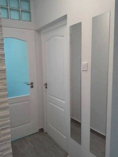 Panellakás felújítás - 53 nm-es panel felújítás előtt és után! - Lakások - Otthon Shop Interiors, Shop Interior Design, Tall Cabinet Storage, House, Modern, Furniture, Home Decor, Rooms, Bedrooms