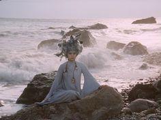 The Cinema of Eastern Europe: Visual Diary: The Little Mermaid/ Malá mořská víla Karel Kachyňa 1970s Movies, Visual Diary, Merfolk, Film Aesthetic, Film Stills, Sirens, Film Photography, Faeries, Cinematography