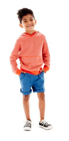 Okie Dokie hoodie and shorts