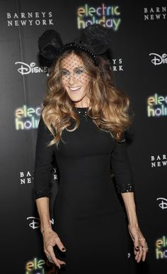 The Window – Sarah Jessica Parker, Mark Lee and Bob Iger Fête the Launch of Electric Holiday