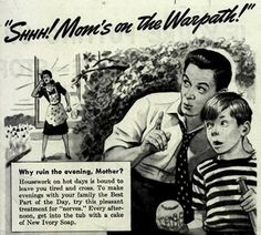 Amusing Planet: 45 Vintage Sexist Ads That Wouldn't Go Down Well Today