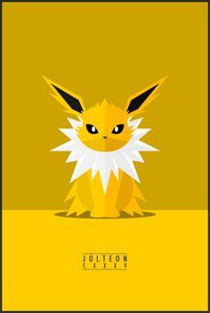 Jolteon : CXXXV by WeaponIX.deviantart.com on @deviantART