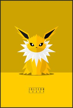 Jolteon : CXXXV by WeaponIX.deviantart.com on @deviantART