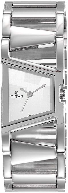 Buy Titan Youth Analog Silver Dial Women's Watch-NK2486SM01 online at low price in India #watch #wristwatch #womenwatch #titan #onlineshopping #BestKartOnline Couple Watch, Buy Mobile, Sunglasses Online, Wrist Watches, Digital Watch, Youth, India, Clothes For Women, Silver