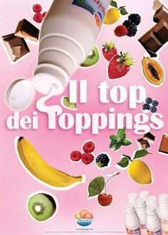Il top dei Toppings, 2009: sempre più frutta e sempre più gusto nei toppings Marcagel #topping #gelatoartigianale