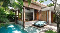 The Elysian: The Elysian's 26 villas are all secluded tropical sanctuaries in the Balinese town of Seminyak.