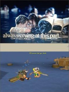 Titanic? Sure! On #RuneScape, anything is possible.   Thanks to @SabreTaserRS for this one!