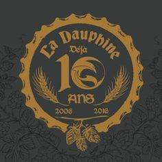 La Dauphine Déjà 10 ans | Brasserie artisanale du Val d'Ainan