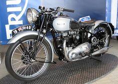 1940 Triumph Tiger