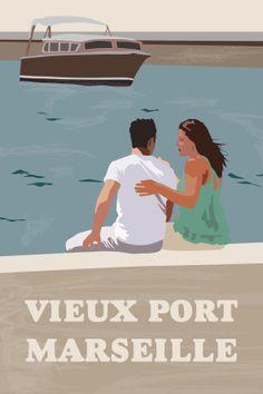 Vieux Port – Marseille