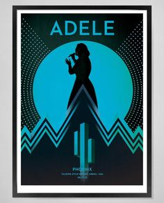 Adele at 'Talking Stick Resort Arena', Phoenix, AZ (Aug. 17) poster (The show has been canceled)
