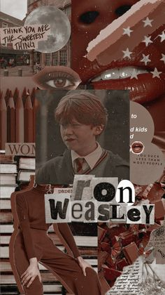 Harry Potter Ron Weasley, Harry Potter Poster, Mundo Harry Potter, Harry Potter Icons, Harry Potter Tumblr, Harry Potter Pictures, Harry Potter Fandom, Harry Potter Characters, Harry Potter World