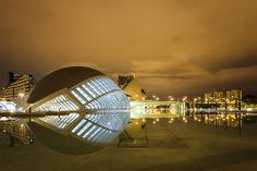 Valencia - Città delle arti e delle scienze
