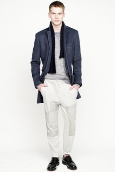 J.Crew Fall 2013 Menswear Fashion Show