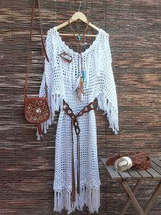 Bo-M: Vestido Kimono