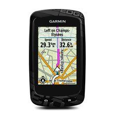 Garmin Edge 810 Cycling Computer: HeartRateMonitorsUSA.com