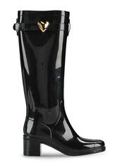 Moschino Online Store - Footwear - Boots - LOVE AT FIRST SIGHT