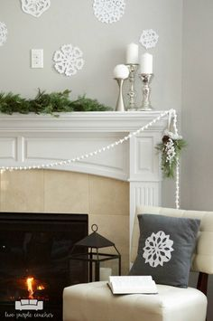 183 Best Home Decorating Ideas For Winter Images On Pinterest In