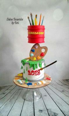 Anti Gravity Cake, Gravity Defying Cake, 2 Tier Cake, Tiered Cakes, Creative Cakes, Creative Food, Sugar Dough, Pastel Cakes, Modern Cakes