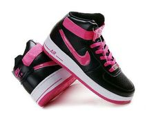Clearing Grossister Billige Damer Nike Air Force One MID GS