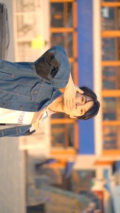 Doyoung Fly away with me /self MV/