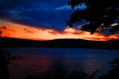 I took this on Lake Sunapee in NH