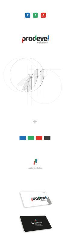 "Check out my @Behance project: ""Prodevel.Solution Branding Design"" https://www.behance.net/gallery/45833095/ProdevelSolution-Branding-Design"