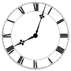 old design shop free digital image vintage pocketwatch clipart rh pinterest com 214 New Year's Clock Clip Art Clock Hands at Midnight