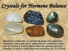 Crystal Guidance - Hormone Balance-