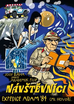 Navstevnici Comic Books, Comics, Cover, Movies, Cartoons, Cartoons, Comic, Comic Book, Comics And Cartoons
