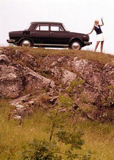 Před čtyřiceti lety se přestala vyrábět Škoda 100/110. Podívejte se na unikátní dobové fotografie - Aktuálně.cz