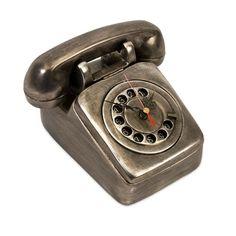 Vintage Telephone Clock