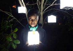 An inflatable, personal, solar-powered lamp, Solarpuff is a sustainable home lighting solution.