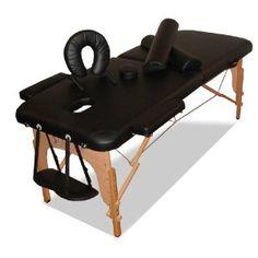 Sierra Comfort Professional Series Portable Massage Table --- http://www.amazon.com/Sierra-Comfort-Professional-Portable-Massage/dp/B000KJJX0Y/?tag=pintrest01-20