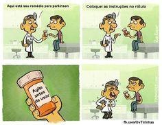 médico sacana kkkk