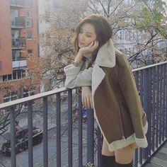 seojuhyun_s: I loooooooove Berlin Nylon12월호 기대해주세요오 #Nylon #Mixxo #FolliFolli #Seohyun
