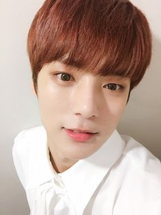 """(170522) Minhyuk's Fancafe update This was taken when I was resting. """"translated by fymonsta-x ϟ take out with full credit. """""""