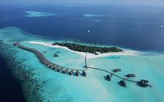 Maldives hotels with over-water villas: The Fab Five