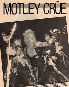 80s Rock Bands, 80s Hair Bands, Cool Bands, Motley Crue Nikki Sixx, Shout At The Devil, Rock Posters, Music Posters, Vince Neil, Heavy Rock