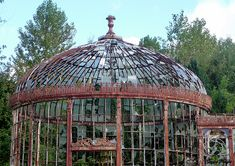 wrought iron and glass conservatory | Recent Photos The Commons Getty Collection Galleries World Map App ...