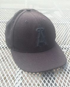 f762de3d13f You are looking with intent to buy this cool vintage California Angels MLB  baseball cap.