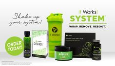 Still trying to lose that extra weight? It Works is my #1 go to, I will never go back to any of those worthless diets that promise results but give none. I lost 15lbs in 30 days on it works . Try for 90 days, ill even give you my wholesale price!!  Marisaq.myitworks.com