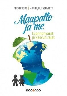 €23 Maapallo ja me – Pekka & Joutsenvirta Borg – kirjat – Rosebud.fi